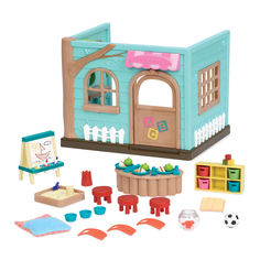 Игровой набор Li'l Woodzeez Детский сад (6161Z) от Будинок іграшок