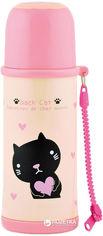 Термос Fissman Черный котенок 0.48 л Розово-бежевый (VA-9693.480) от Rozetka