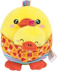 Мягкая игрушка Baby Team Мама с малышом Цыпленок (8536_цыпленок) от Rozetka