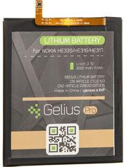 Аккумулятор Gelius Pro Nokia HE317/HE316/HE335 (Nokia 6) (3000 мАч) (2099900758430) от Rozetka