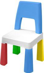 Детский стульчик Poppet Колор Блу (PP-003B) от Rozetka