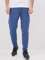 Спортивные штаны BEZET Zipper 1143 XXL Blue (ROZ6400014025) от Rozetka