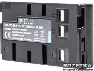 Аккумулятор PowerPlant для JVC BN-V12U (DV00DV1194) от Rozetka