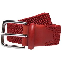 Colmar 3ZB Belt Mens Red от SportsTerritory