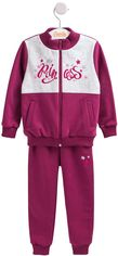 Спортивный костюм Бемби КС604 98 см Красно-серый (06604022238.LX0) от Rozetka