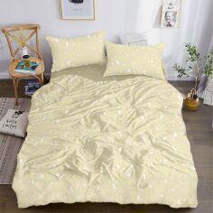 Акция на Комплект постельного белья MirSon Бязь Premium 17-0019 Marilda 2х160х220 см (2200001701199) от Rozetka