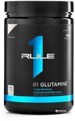 Аминокислота Rule 1 Glutamine 375 г Unflavored (858925004531) от Rozetka