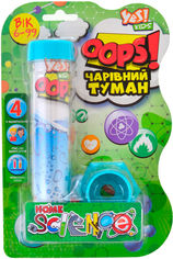 Набор для химических экспериментов Yes Kids Oops! Волшебный туман (5056137196319) от Rozetka
