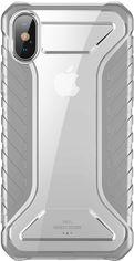 Панель Baseus Michelin для Apple iPhone Xs Gray (WIAPIPH58-MK0G) от Rozetka