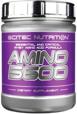 Акция на Аминокислота Scitec Nutrition Amino 5600 200 таблеток (5999100001282) от Rozetka