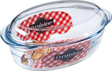 Акция на Кастрюля для запекания овальная O Cuisine 4 л (459AC00) от Rozetka