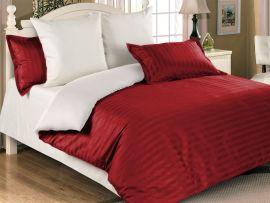 Акция на Комплект постельного белья MirSon Сатин Premium Benedikt Duet 2х160х220 см (2200001717749) от Rozetka