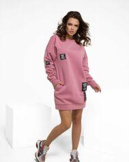 Платья ISSA PLUS SA-50  XL розовый от Issaplus