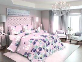 Комплект постельного белья MirSon Бязь 17-0189 Hafur 160х220 см (2200001786448) от Rozetka
