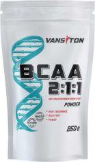 Аминокислотный комплекс Vansiton BCAA 2:1:1 250 г (4820106590788) от Rozetka