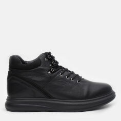 Ботинки Bastion 2069ч 40 26 см Черные (2220000041348) от Rozetka