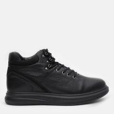 Ботинки Bastion 2069ч 45 30 см Черные (2220000041393) от Rozetka