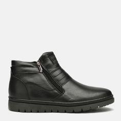 Ботинки Konors 1098/7-1 40 26 см Черные от Rozetka