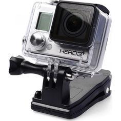 Акция на Универсальное крепление зажим Nomi AE-09 для экшн камер от Allo UA