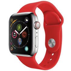 Акция на Ремешок Smart Band для Apple Watch 38/40 S/M красный от Allo UA