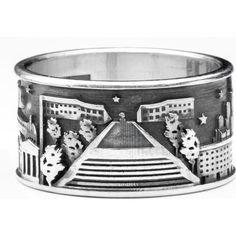 Акция на Кольцо из серебра, размер 18 (1705672) от Allo UA