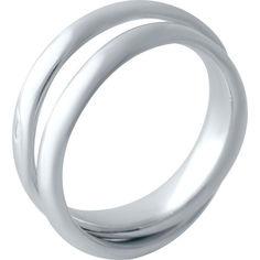 Акция на Кольцо из серебра, размер 18.5 (1721226) от Allo UA