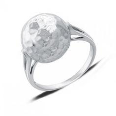 Акция на Кольцо из серебра, размер 15.5 (140334) от Allo UA
