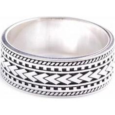 Акция на Кольцо из серебра, размер 16.5 (1716746) от Allo UA
