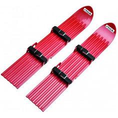 Акция на Лыжи детские Stiga Micro Blade (красный) (90006332) от Allo UA
