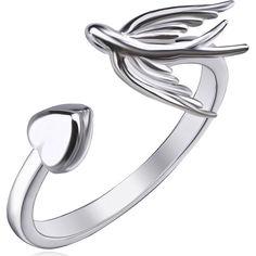 Акция на Кольцо из серебра, размер 16 (1682986) от Allo UA