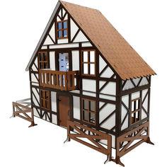 Акция на Домик FANA для кукол LOL Баварский с мебелью (2302) от Allo UA