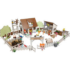 Акция на Сельский домик FANA для кукол LOL с мебелью и Фермой (2203) от Allo UA