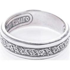 Акция на Кольцо из серебра, размер 19.5 (1707364) от Allo UA