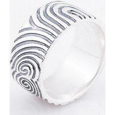 Акция на Кольцо из серебра, размер 21.5 (1694147) от Allo UA