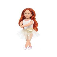 Акция на Кукла LORI 15 см Баллерина Мейбл (LO31046Z) от Allo UA