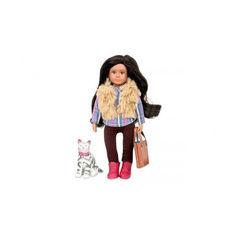 Акция на Кукла LORI 15 см Мария и кошка Мока (LO31060Z) от Allo UA