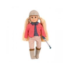 Акция на Кукла LORI 15 см Наездница Рея (LO31090Z) от Allo UA