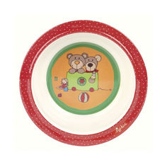 Тарелка глубокая sigikid Wild Berry Bears (24519SK) от Allo UA
