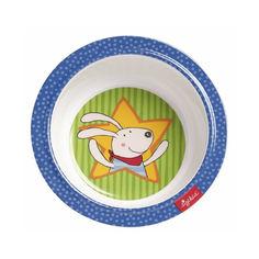 Тарелка глубокая sigikid Racing Rabbit (24615SK) от Allo UA