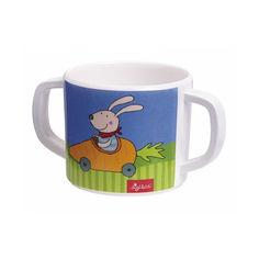 Чашка sigikid Racing Rabbit (24613SK) от Allo UA