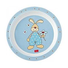 Тарелка sigikid Semmel Bunny (24429SK) от Allo UA