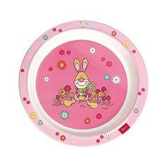 Тарелка sigikid Bungee Bunny (24435SK) от Allo UA