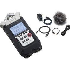 Диктофон цифровой Zoom H4n PRO + APH4nPro от Allo UA