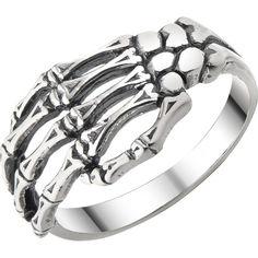 Акция на Кольцо из серебра, размер 18 (1631602) от Allo UA