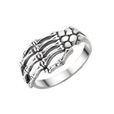 Акция на Кольцо из серебра, размер 20 (1631602) от Allo UA