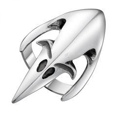 Акция на Кольцо из серебра, размер 21.5 (1636889) от Allo UA