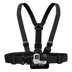 Акция на Универсальное крепление на грудь Nomi AE-05 для экшн камер от Allo UA