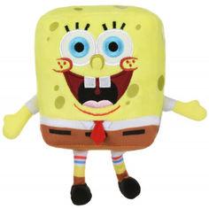 Акция на Мягкая игрушка Sponge Bob Mini Plush Squidward (EU690501) от Allo UA