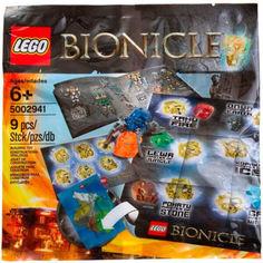 LEGO BIONICLE Бионикл: пак героя (5002941) от Allo UA