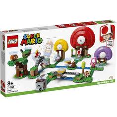 Акция на Конструктор LEGO Super Mario Охота на сокровища лягушки (71368) от Allo UA